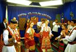 Никола Григоров в една от първите седянки