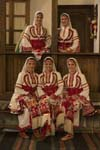 Девойките от ансамбъл Гоце Делчев