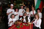 Eкипът на ресторант Сите българи заедно
