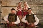 Росен, Албена, Розина и Петър