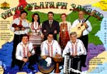 Н. Григоров и първия екип на Сите българи заедно