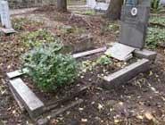 Гробът на ген.лейт. Иван Колев